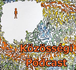 Közösségi podcast